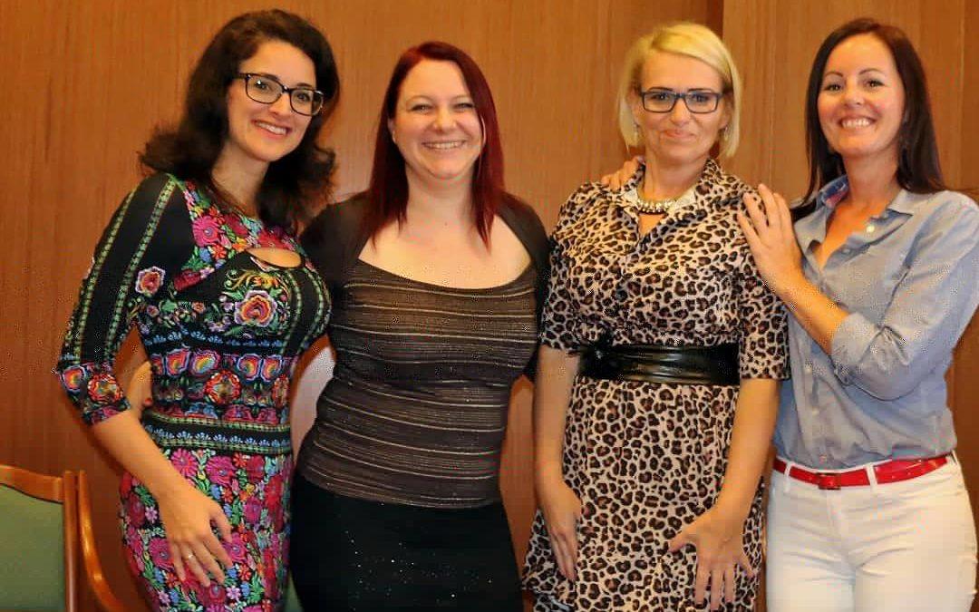 8. Nőnek lenni jó konferencia – Kurázsi, Életbátorság!